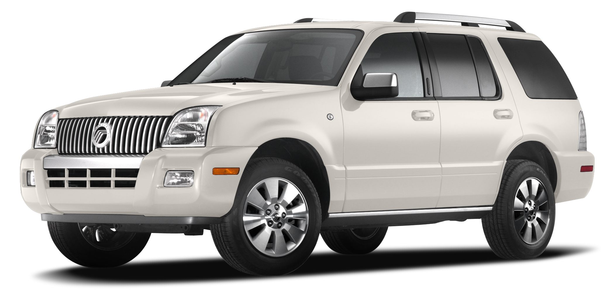 2010 Mercury Mountaineer Premier New Inventory All Wheel DriveAWD Own the road at every turn