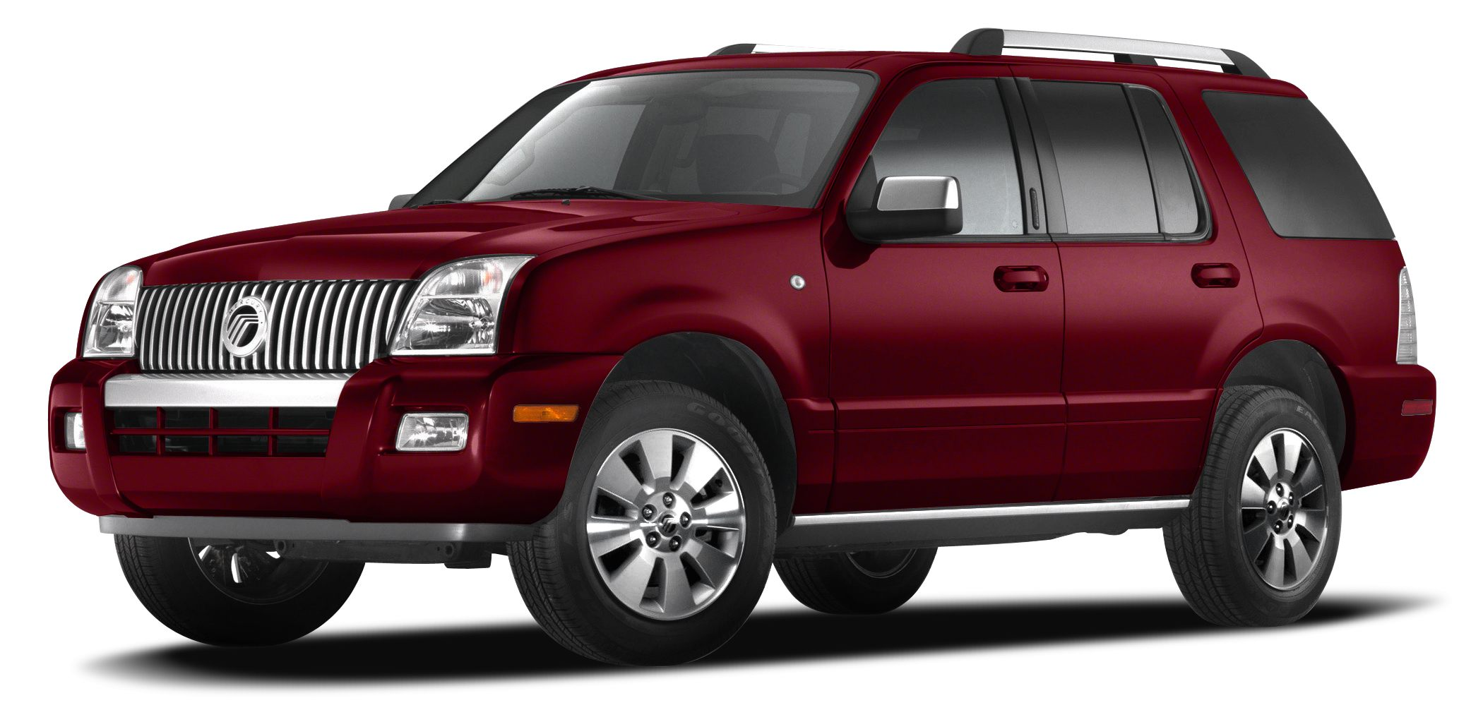 2010 Mercury Mountaineer Premier The SUV youve always wanted In a class by itself Please dont