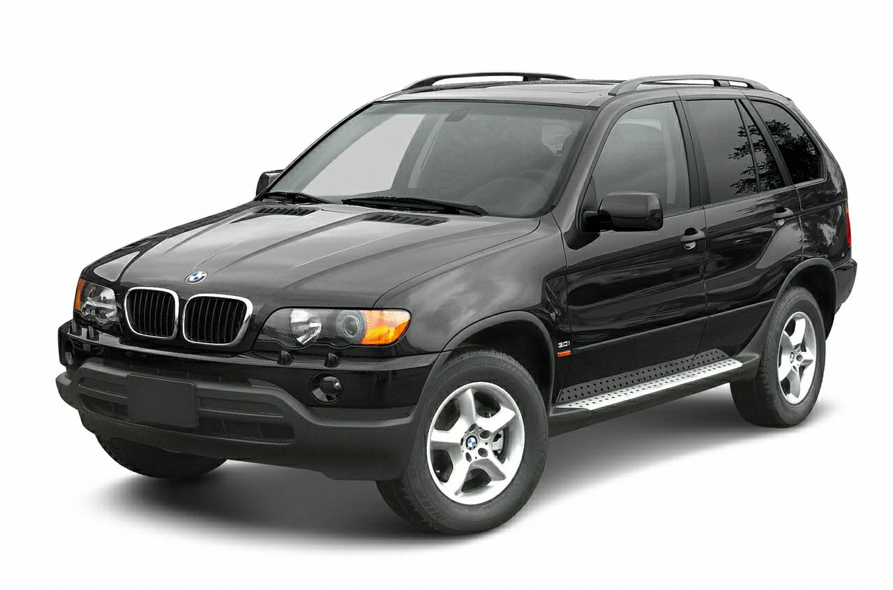 2003 BMW X5 44i All Wheel DriveAWD It just doesnt get any better This 44i is simply terrif