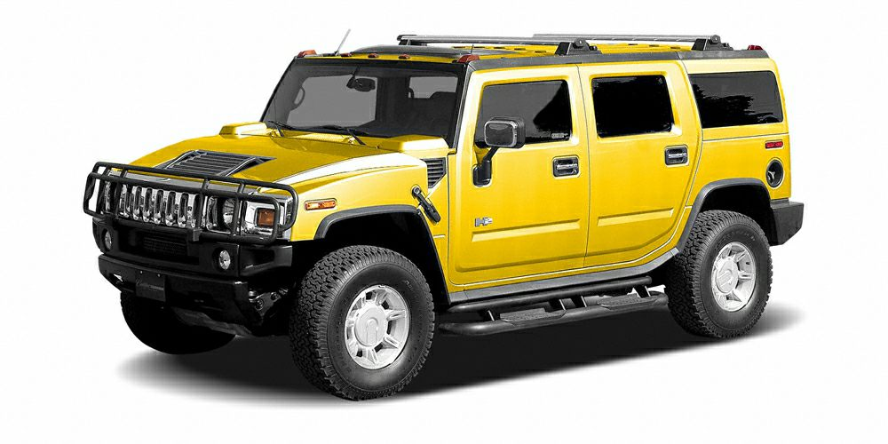 2006 HUMMER H2 Base HUMMER H2 WITH ONLY 50K MILES NAVIGATION ENTERTAINMENT SYSTEM EXTRA EXTRA C
