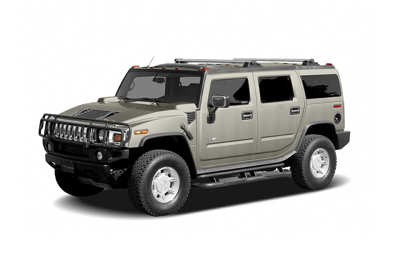 2006 HUMMER H2 Base BLUE TAG SPECIAL 5 DAY 300 MILE EXCHANGERETURN POLICY  VALUE PRICED FOR SA