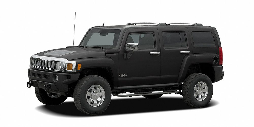 2006 HUMMER H3 Base Miles 93053Color Black Stock 18101 VIN 5GTDN136968266323