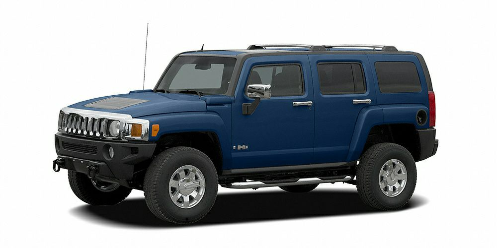 2006 HUMMER H3 Base Miles 117141Color Superior Blue Stock D15500Q VIN 5GTDN136768163241