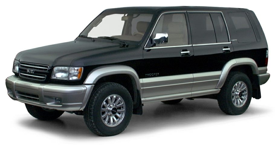 2000 Isuzu Trooper LS This SUV is in excellent condition It drives really smooth like youre flo