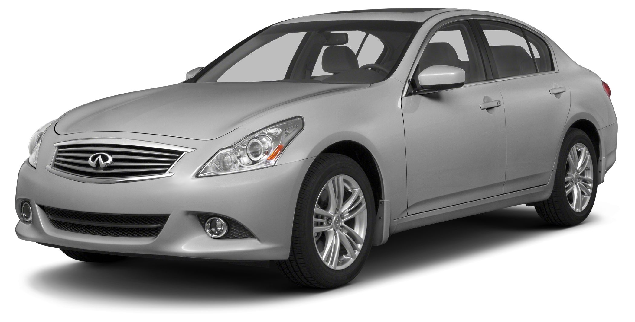 2013 INFINITI G37x Base 1 OWNER  AWD 150 PT PRE OWNED INSPECTION Miles 48403Color Liq