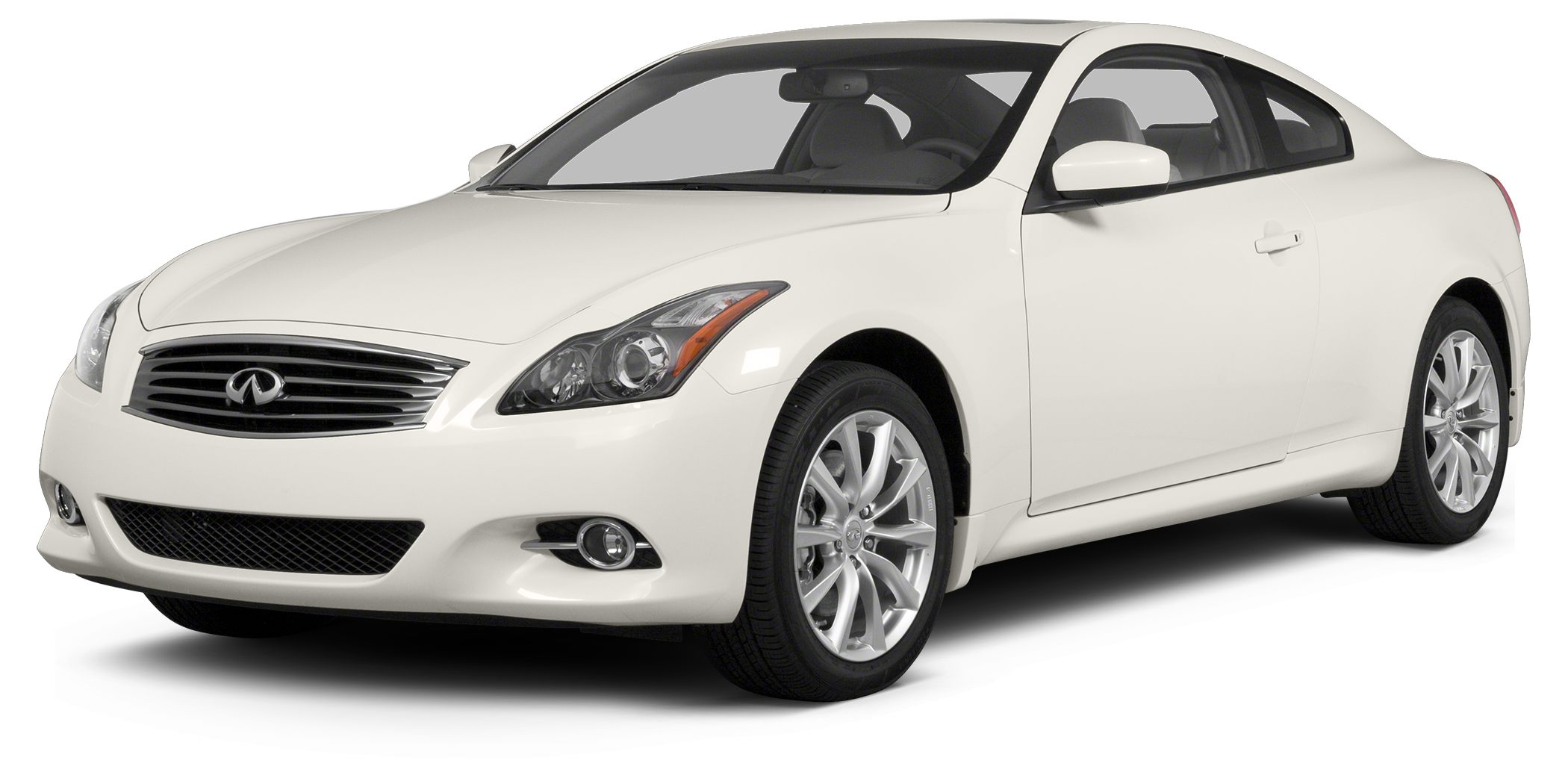 2013 Infiniti G37 Journey White G37 Coupe with Navigation Heated seats Backup Camera only 21k m