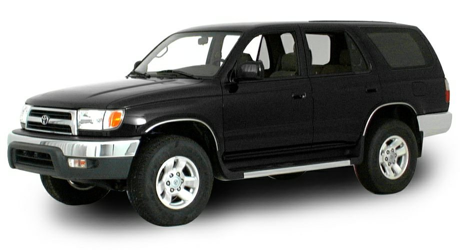 2000 Toyota 4Runner SR5 Miles 53354Color Silver Stock 14K738A VIN JT3HN86R7Y0319999