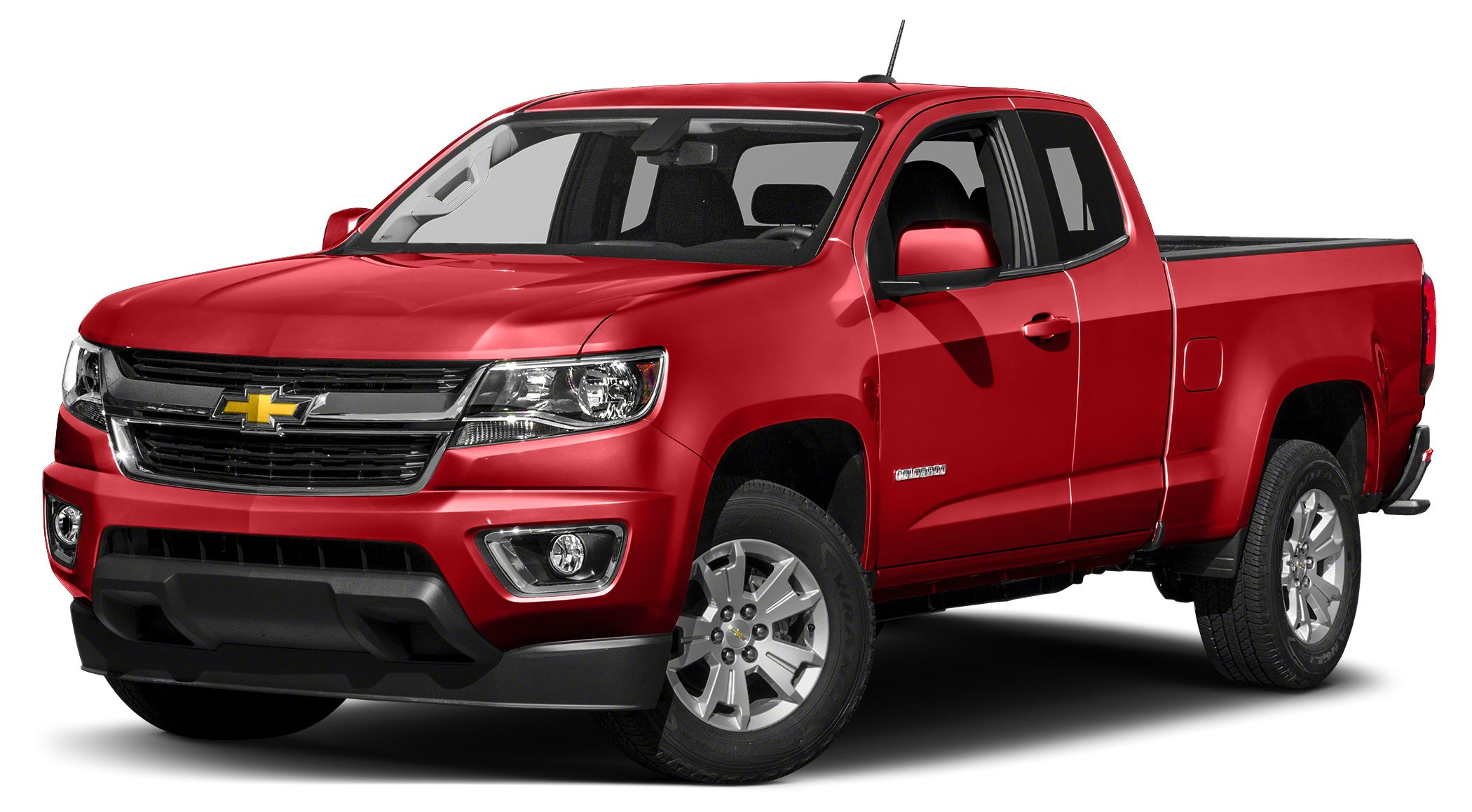 2016 Chevrolet Colorado LT ONLY 17680 Miles EPA 27 MPG Hwy20 MPG City 2WD LT trim LT CONVENIE