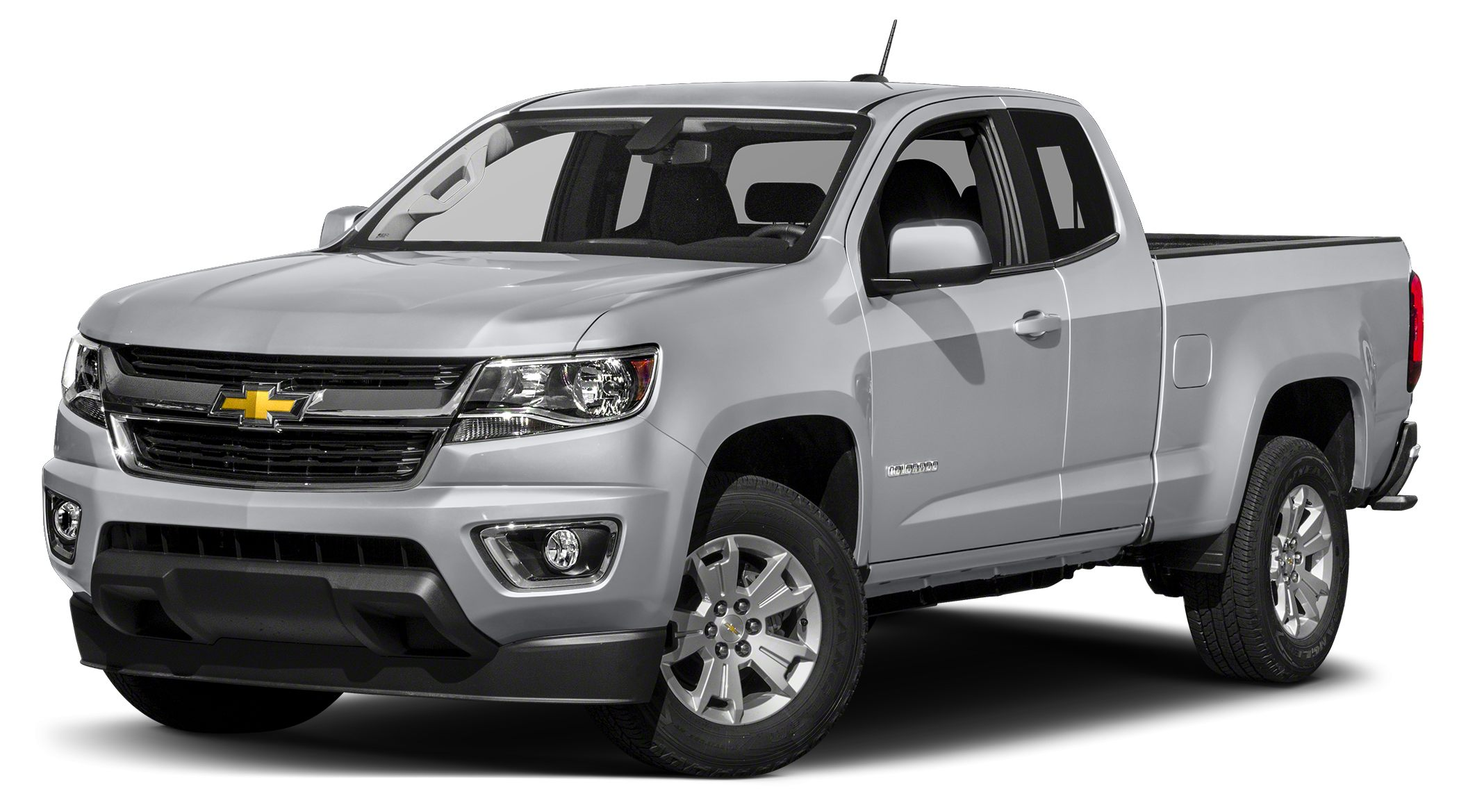 2018 Chevrolet Colorado LT Silver Ice Metallic 2018 Chevrolet Colorado LT RWD 8-Speed Automatic V6