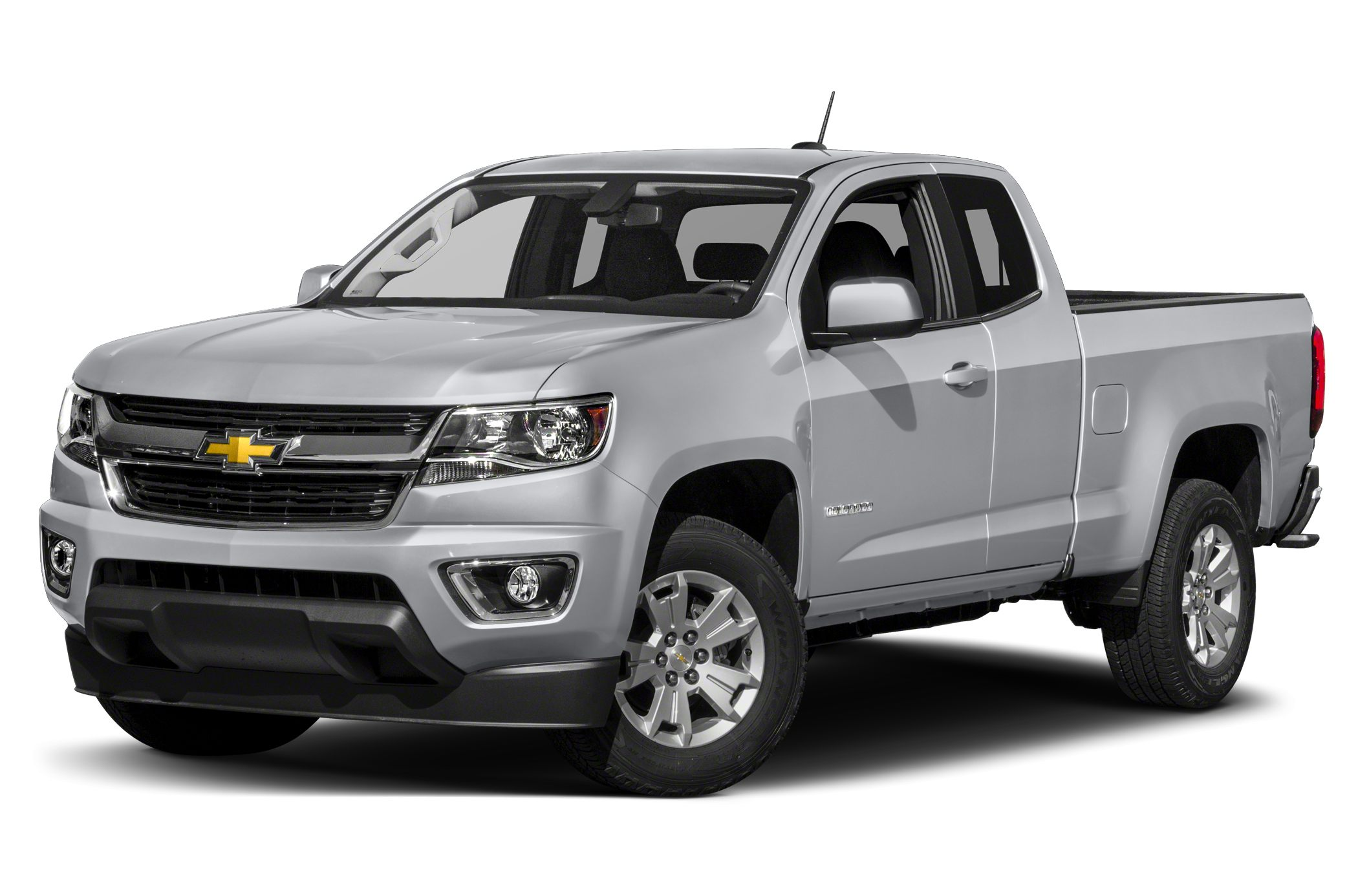 2018 Chevrolet Colorado LT Satin Steel Metallic 2018 Chevrolet Colorado LT RWD 8-Speed Automatic V