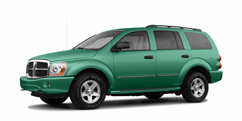 2004 Dodge Durango Limited 4WD AND ONE OWNER FRESH TRADEADD IN LEATHER AND THIS IS ONE SWEET RI