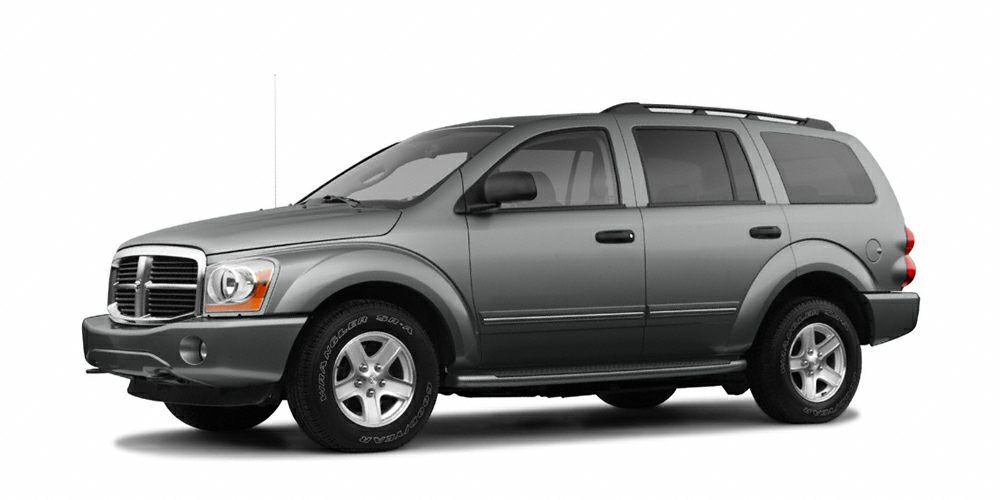 2004 Dodge Durango ST This 2004 Dodge Durango ST will sell fast Please let us help you with Findin