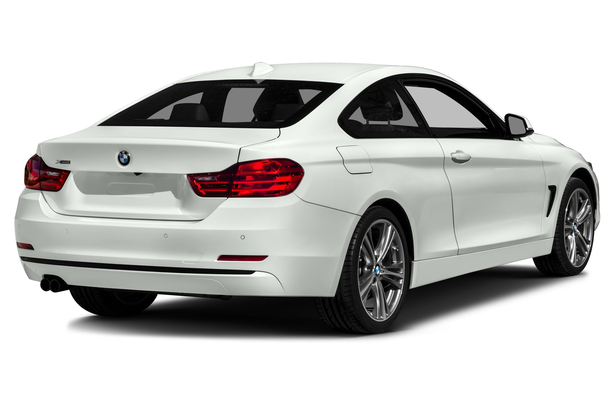 2015 BMW 4 Series 428i xDrive Vehicle Options 4WDAWD Front Side Airbag Separate DriverFront Pass