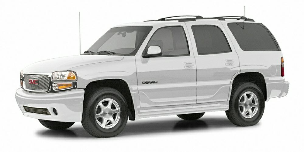2002 GMC Yukon Denali Miles 171650Color Summit White Stock PMC0489 VIN 1GKEK63UX2J263339