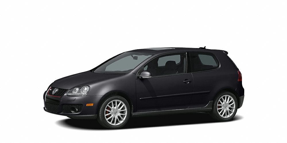 2007 Volkswagen GTI 2-Door  WHEN IT COMES TO EXCELLENCE IN USED CAR SALES YOU KNOW YOURE AT ST