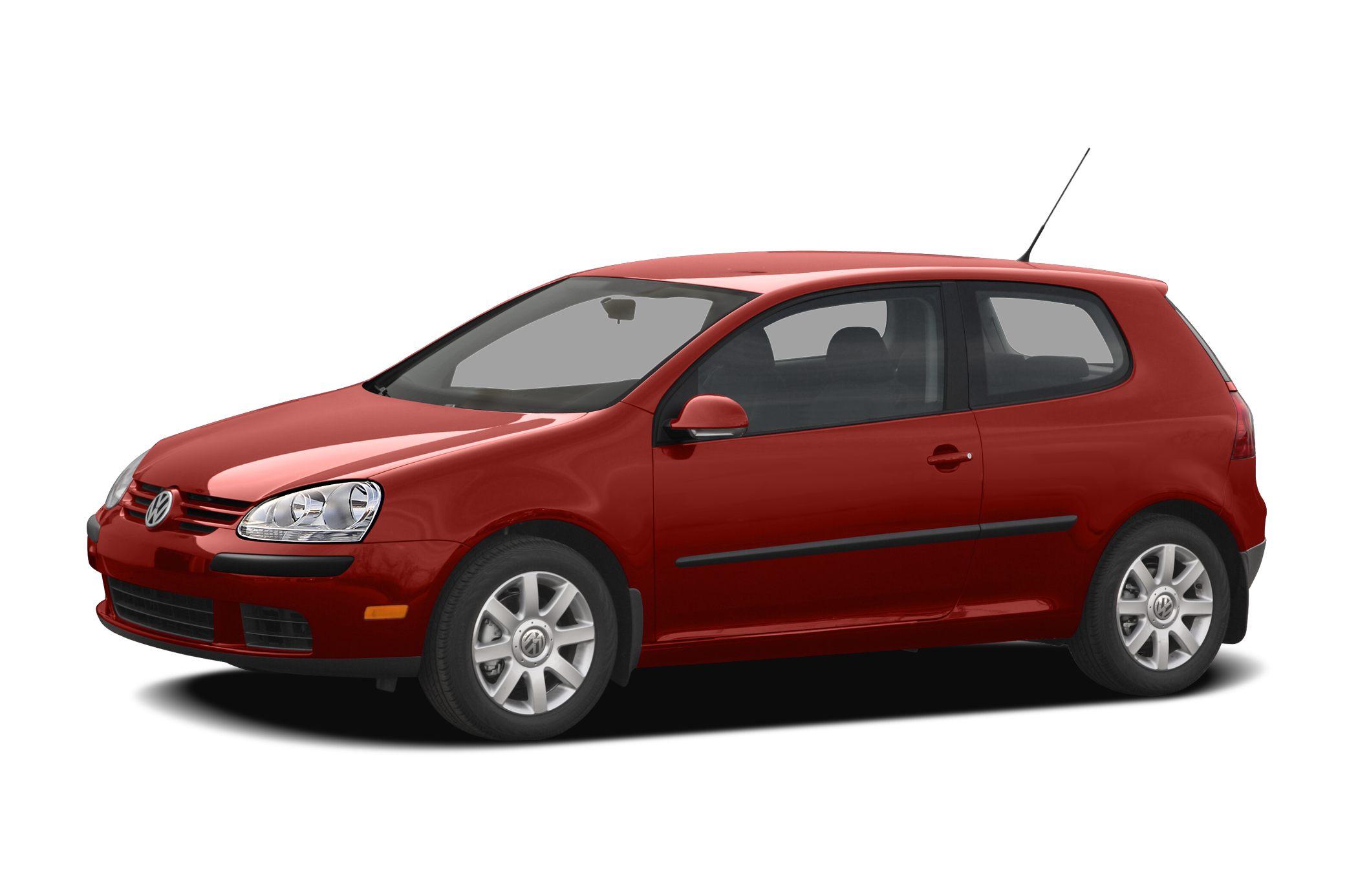 2007 Volkswagen Rabbit 2-Door Miles 1Stock 1562 VIN WVWBR71KX7W279312