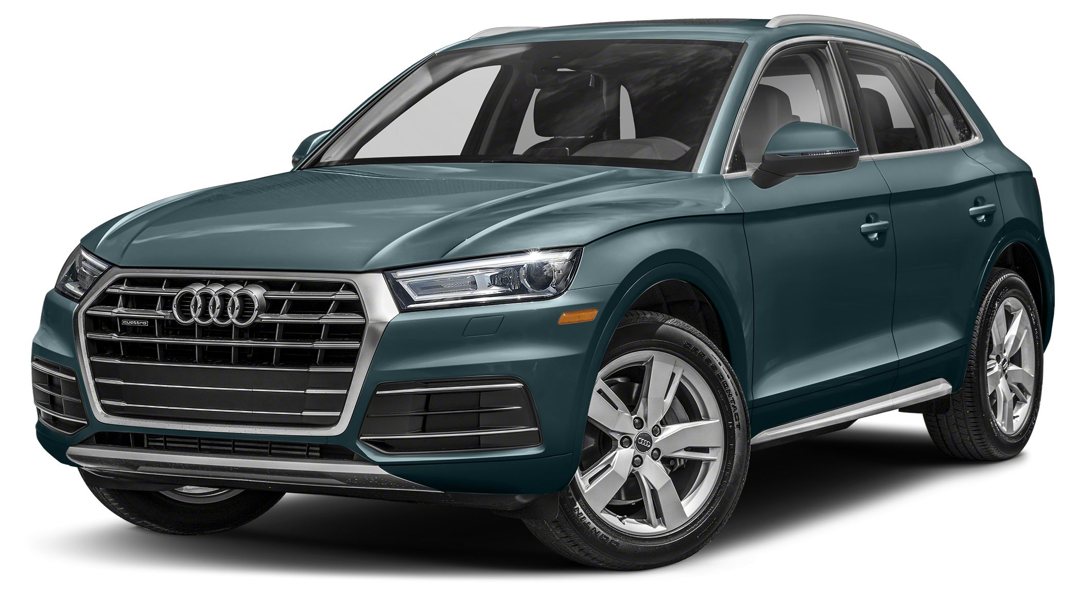 2018 Audi Q5 20T Premium Optional equipment includes Prestige Package Driver Assistance Package
