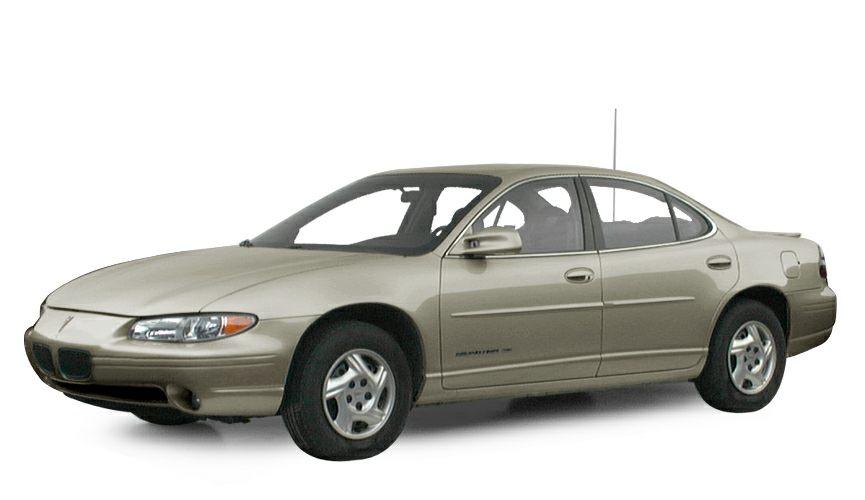 2000 Pontiac Grand Prix SE Miles 214885Color Satin Metal Stock R2944B VIN 1G2WJ52K5YF208018
