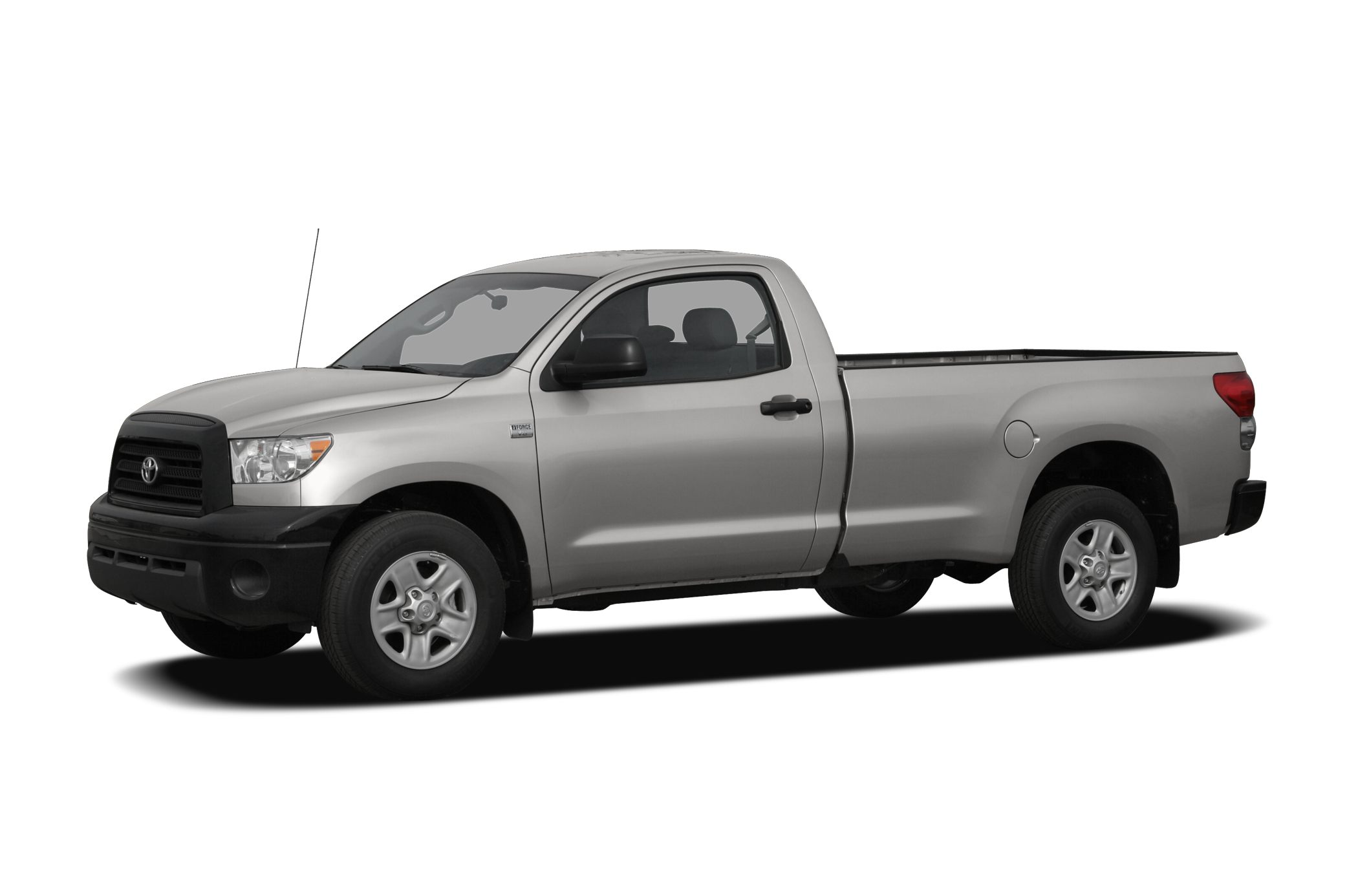 2007 Toyota Tundra Base Nice truck Get ready to ENJOY The Tundra happily reports for duty The q