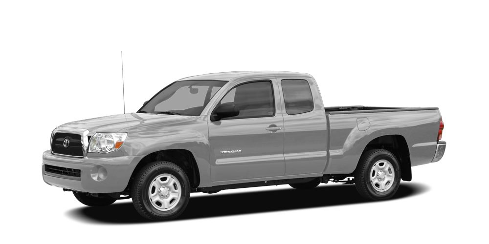 2007 Toyota Tacoma Base Grab a steal on this 2007 Toyota Tacoma ACC CAB 2WD AT before someone else