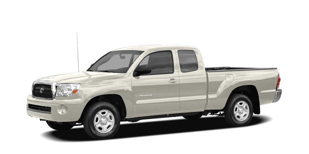 2007 Toyota Tacoma Base Snatch a deal on this 2007 Toyota Tacoma ACC CAB 2WD AT before someone els