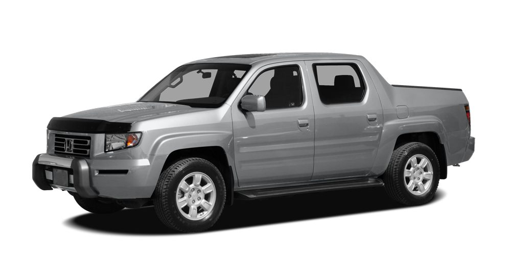 2008 Honda Ridgeline RTX 2008 Honda Ridgeline Silver This versatile RTX with its grippy 4WD will h