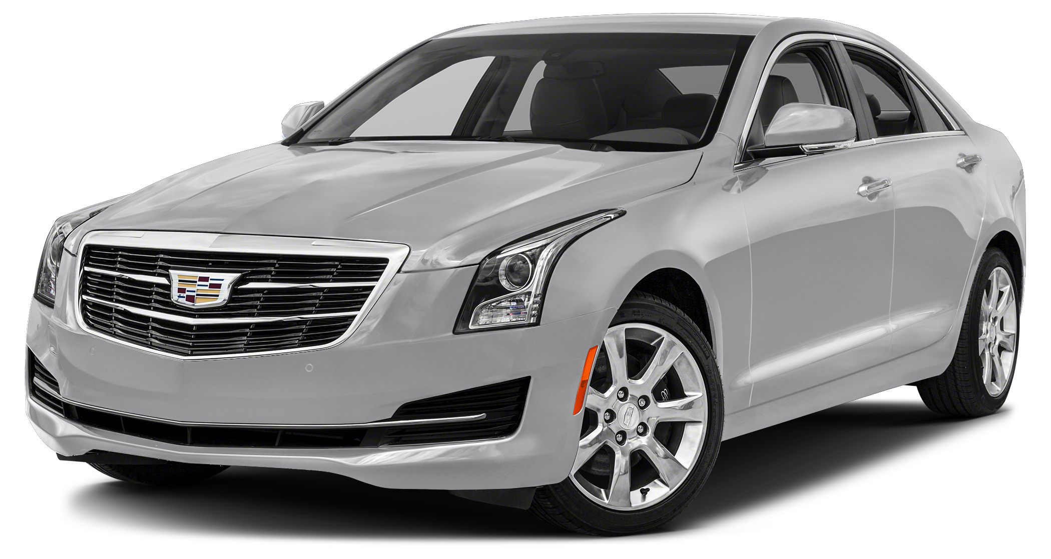 2017 Cadillac ATS 20 Turbo Luxury 2396 off MSRP Bradshaw Greer is honored to offer this good-l