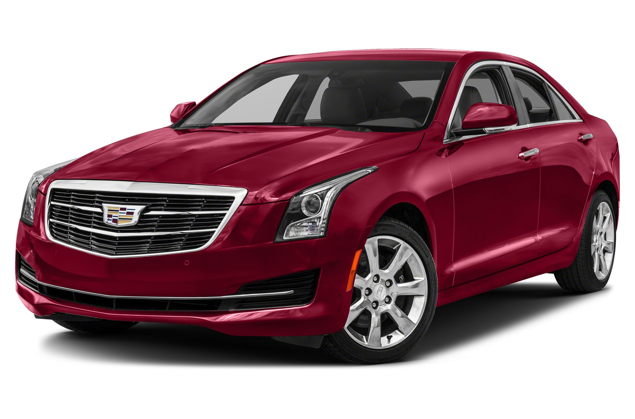 2016 Cadillac ATS 20 Turbo Luxury Collection At Bradshaw Greer YOURE 1 Perfect Color Combinat