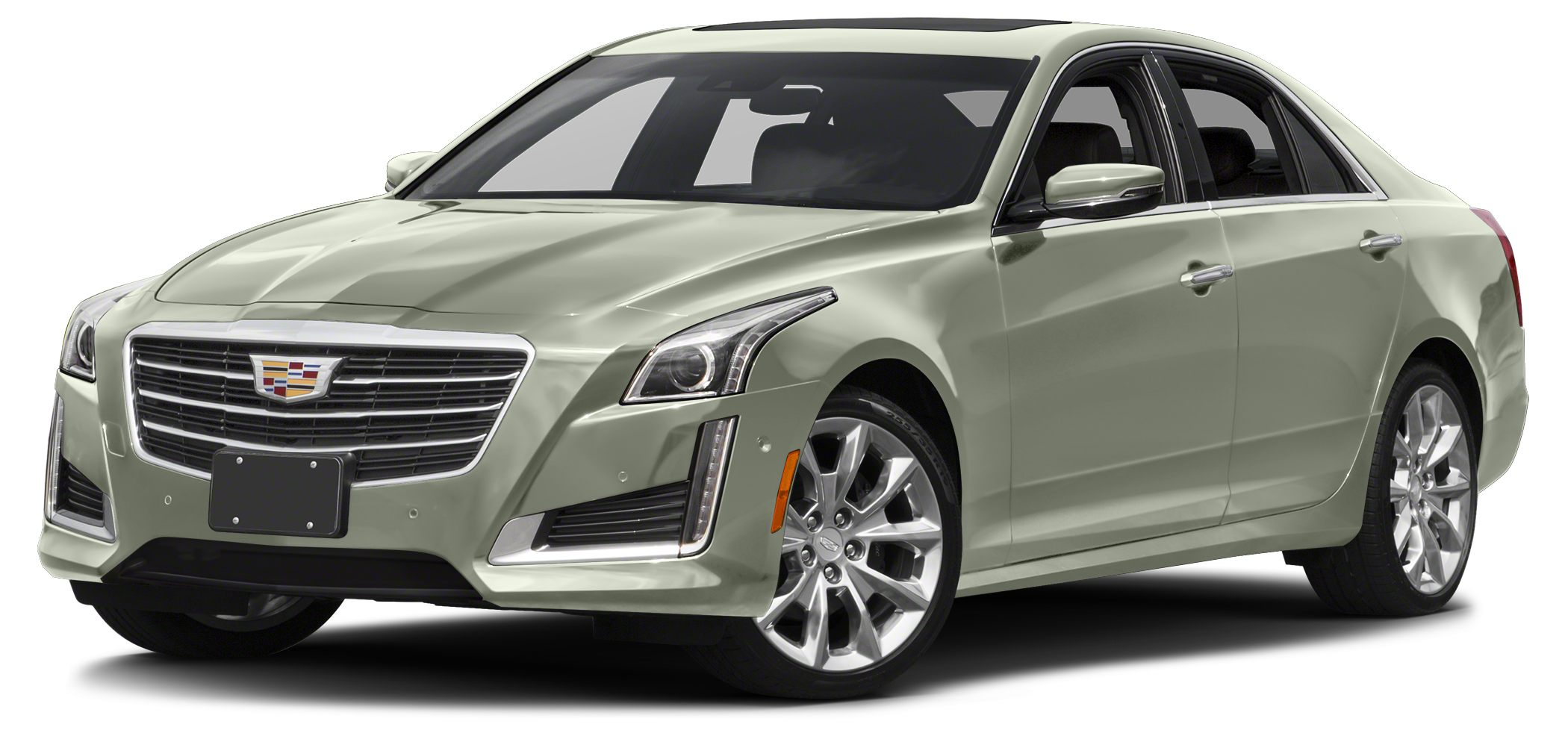 2016 Cadillac CTS 20 Turbo Luxury Collection Color Crystal White Stock CT16426 VIN 1G6AX5SX1