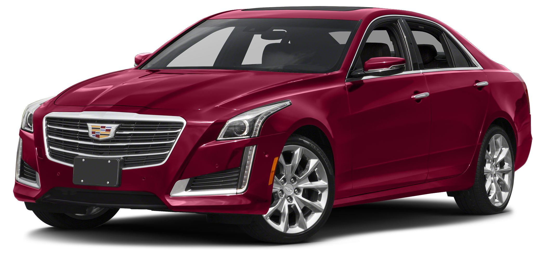 2015 Cadillac CTS Luxury Miles 6576Color Red Obsession Stock 595197A VIN 1G6AR5SX0F0104887