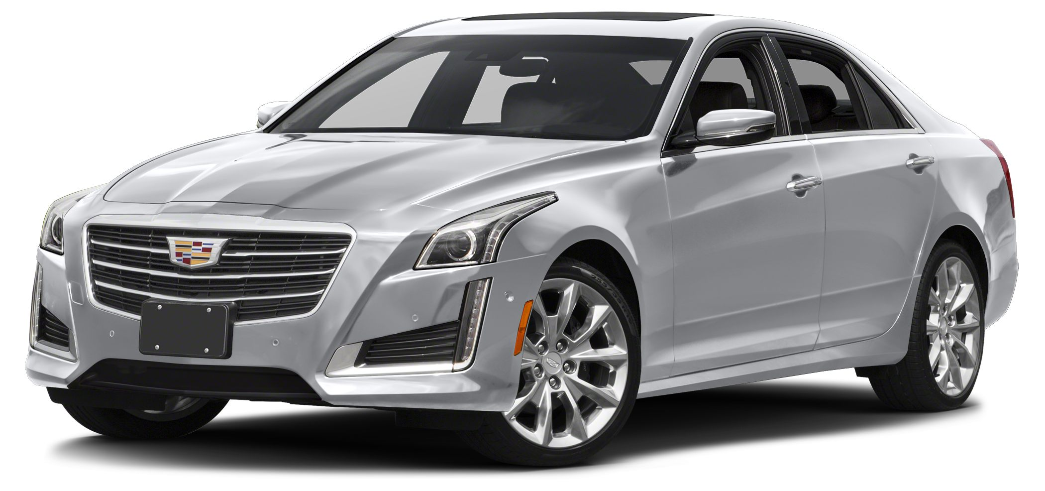 2015 Cadillac CTS 20 Turbo Luxury Only 20k Miles - AWD Turbo Luxury Edition - Navigation  GPS