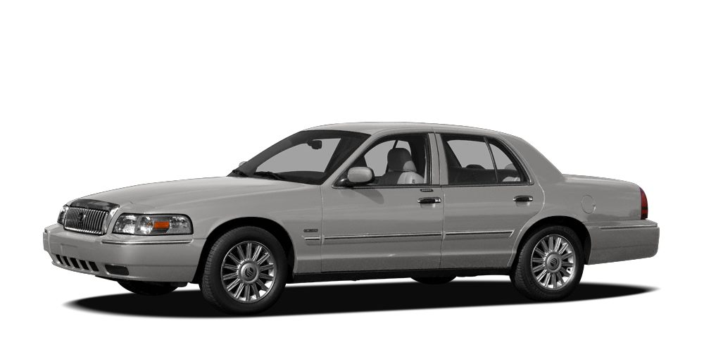 2011 Mercury Grand Marquis LS Make your drive worry-free with anti-lock brakes and traction contro