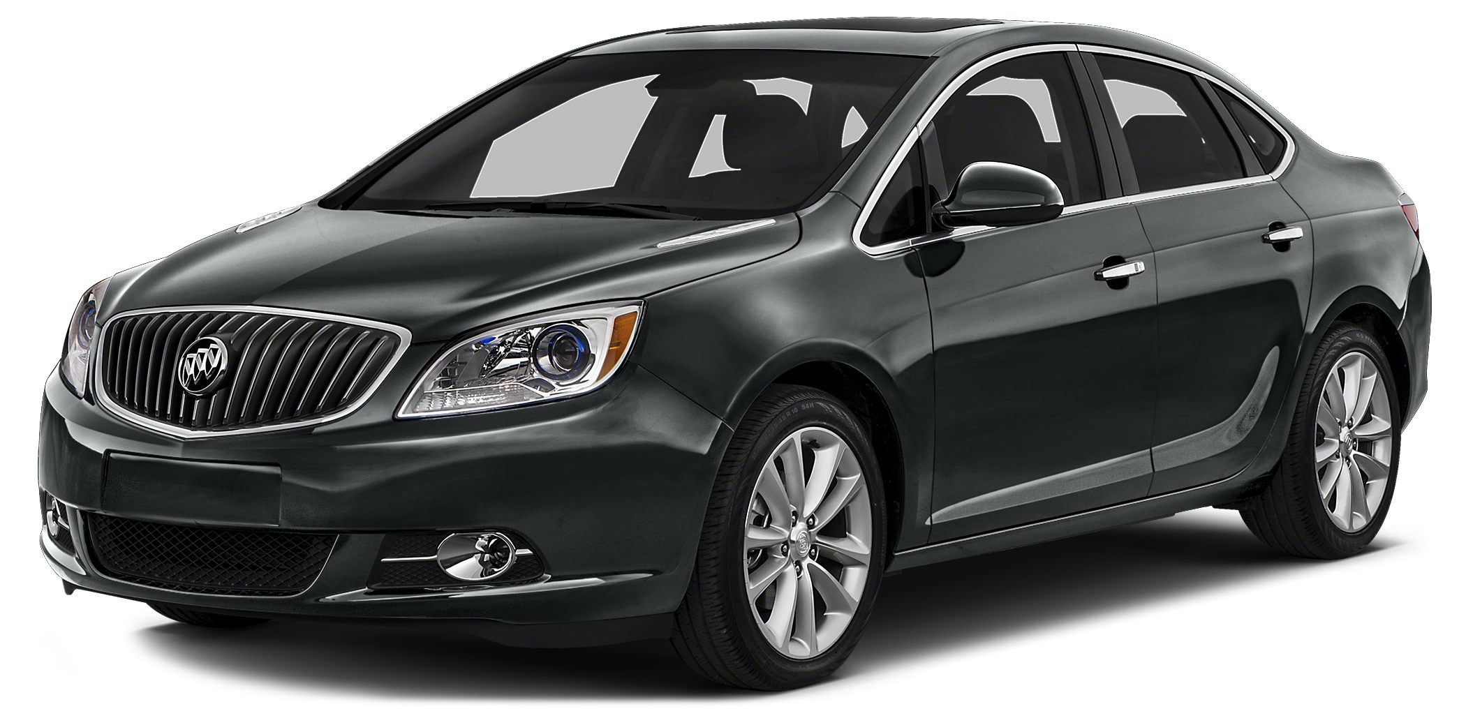 2015 Buick Verano Leather Group Miles 10Color Smoky Gray Metallic Stock B15082L VIN 1G4PS5SK