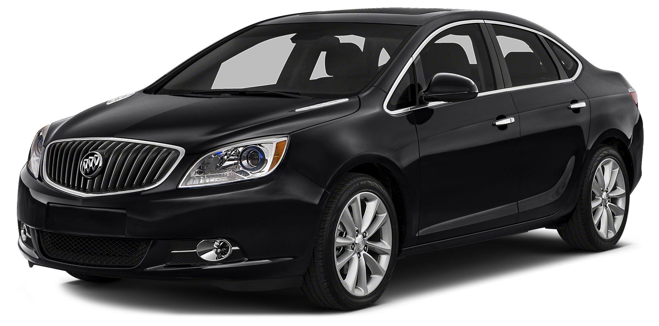 2012 Buick Verano Base WAS 17944 FUEL EFFICIENT 32 MPG Hwy21 MPG City Excellent Condition GRE
