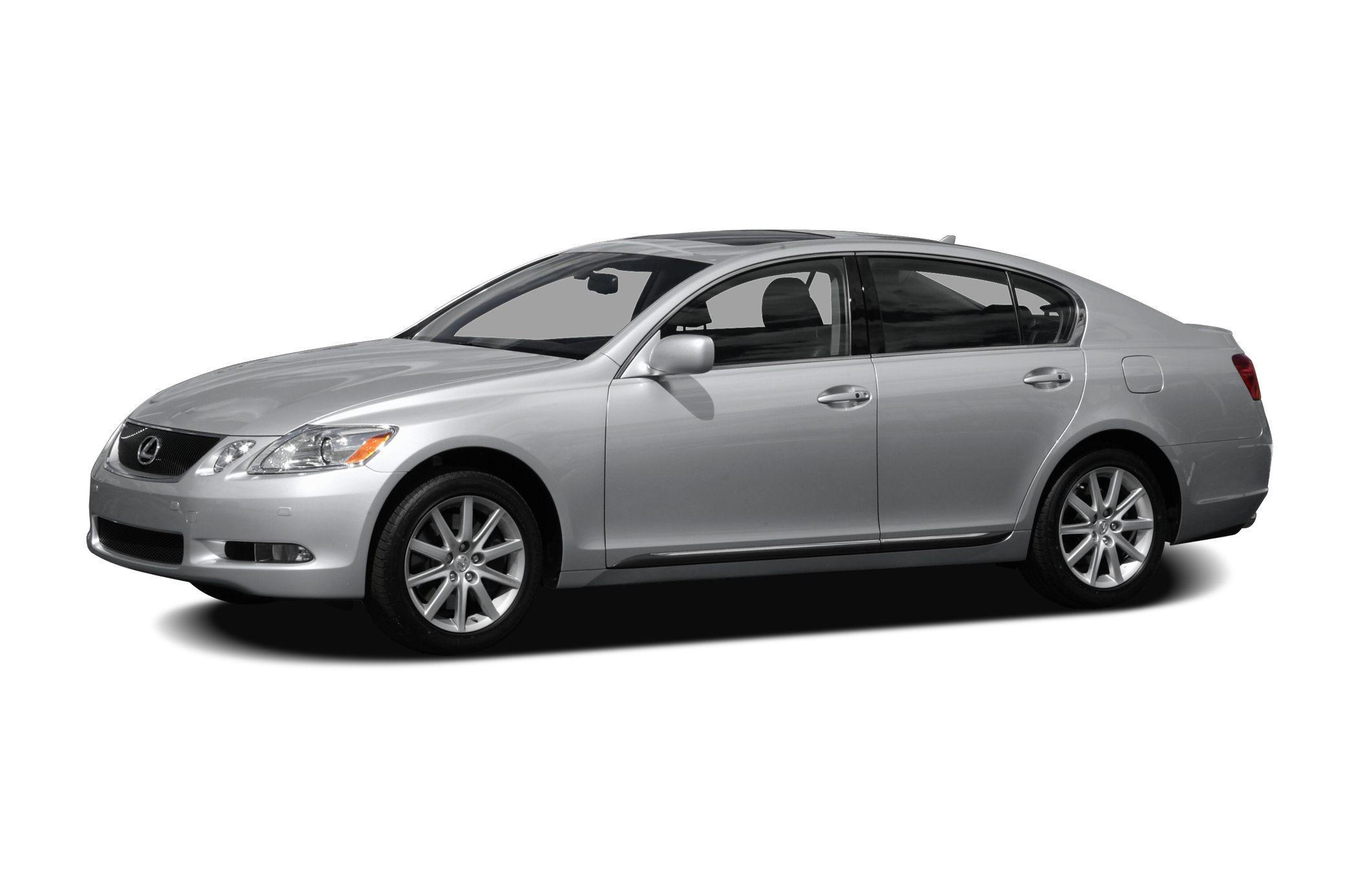 2007 Lexus GS 350 Base Miles 108294Color Blue Stock 18488A VIN JTHCE96S370007531