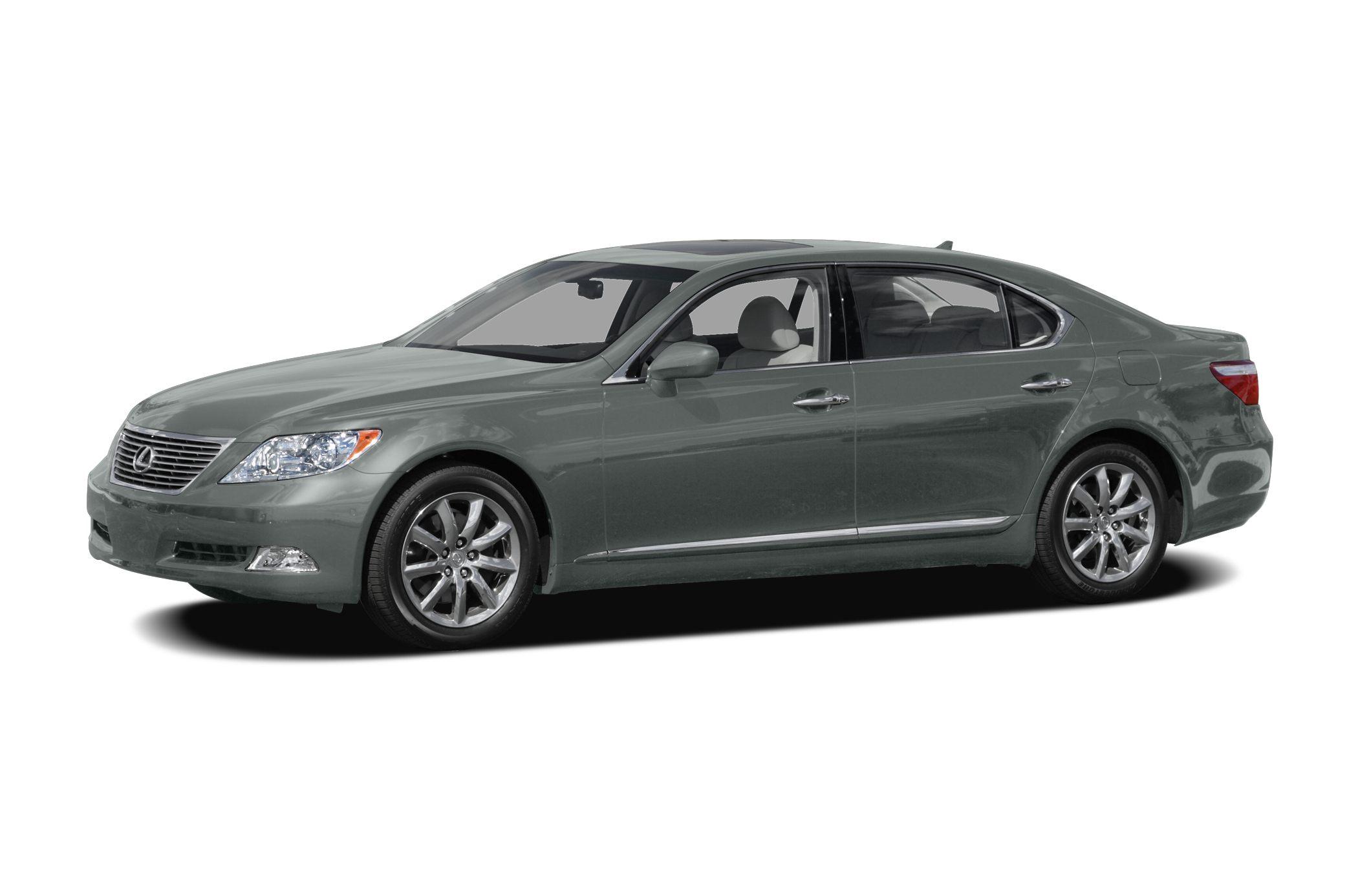 2007 Lexus LS 460 L Miles 72922Color Silver Stock 18102 VIN JTHGL46F775016880