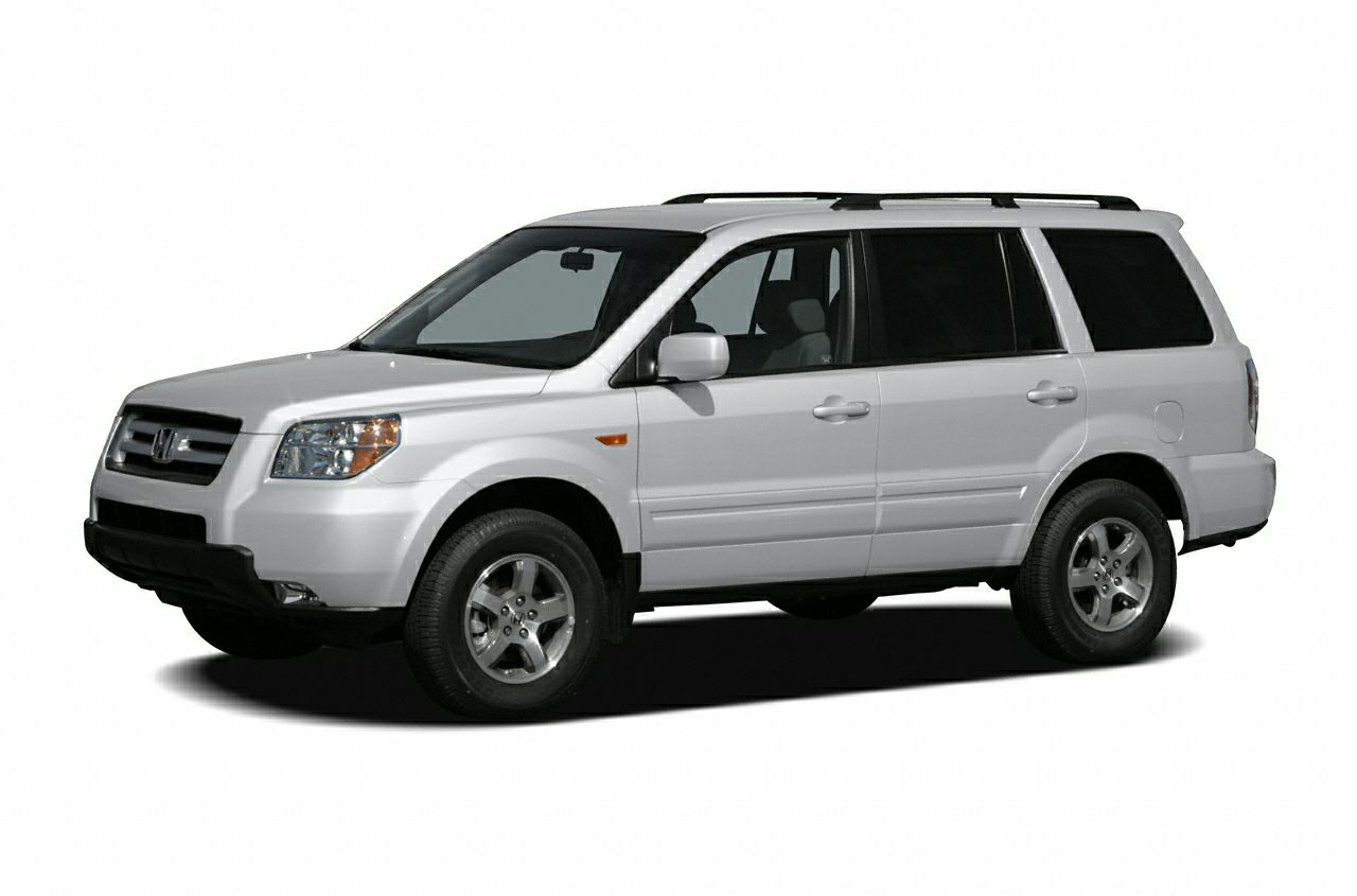 2006 Honda Pilot LX Win a bargain on this 2006 Honda Pilot LX before someone else snatches it Spa