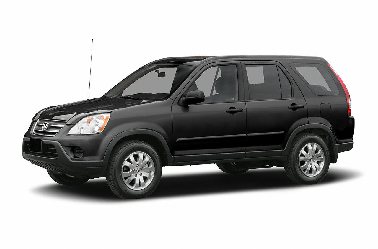 2006 Honda CR-V SE Value Value 3 Year 100k miles limited Power Train Warranty with road side Assi
