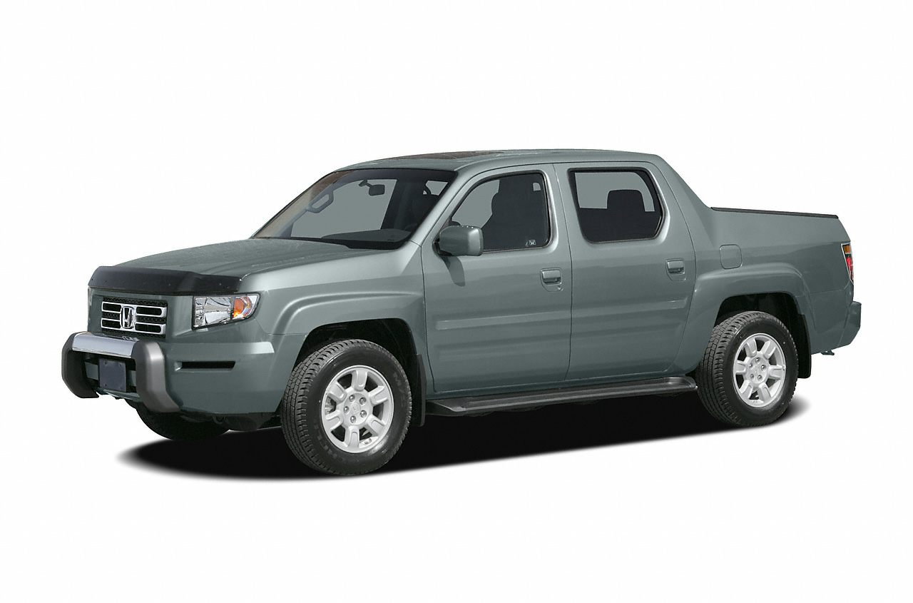 2007 Honda Ridgeline RTL DONT LET THE MILES FOOL YOU 4 WHEEL DRIVE LEATHER V6 ALL THE POWER O