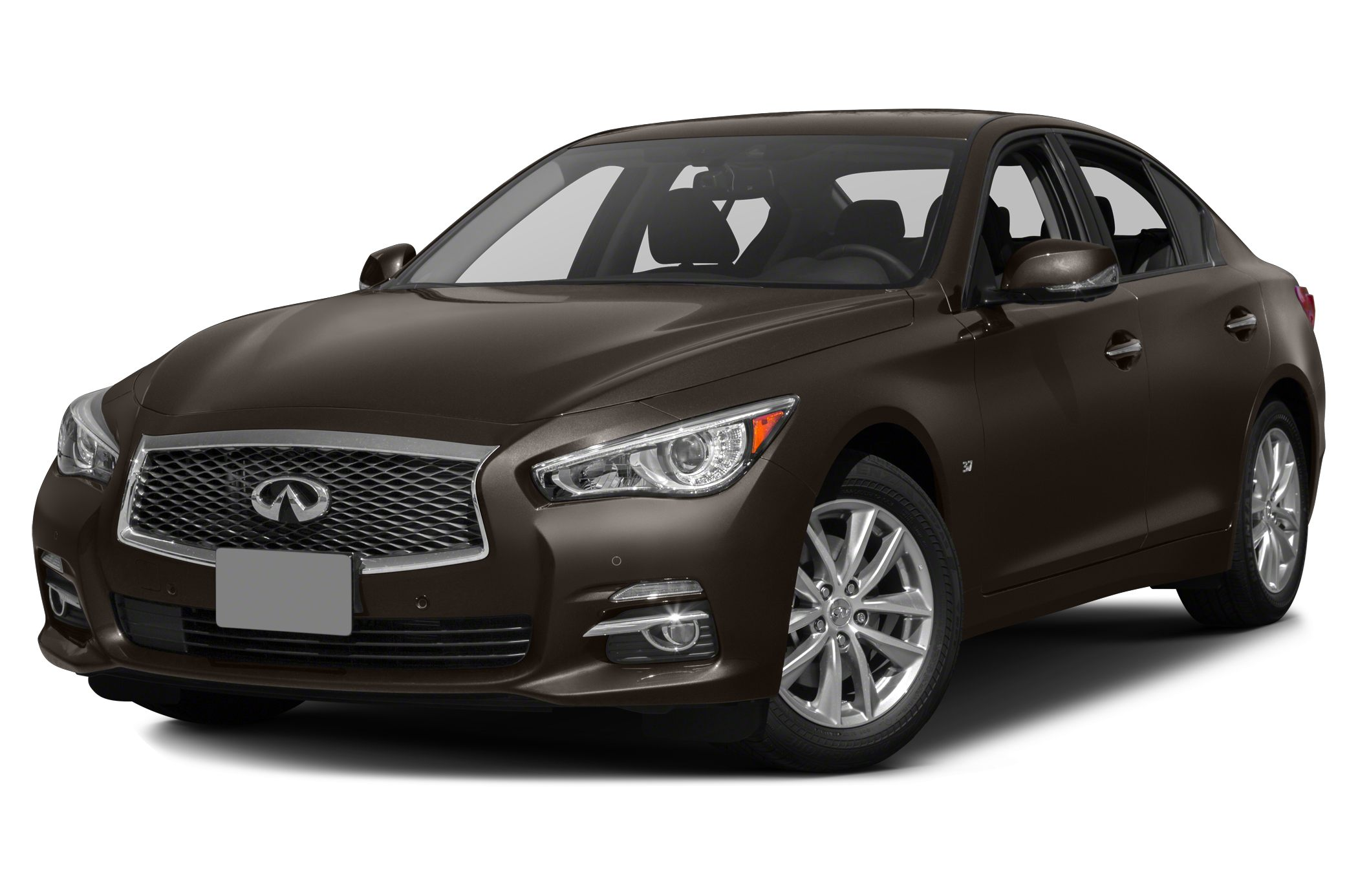 2016 Infiniti Q50 20T Premium Miles 6Color Black Stock 216187 VIN JN1CV7AP4GM202395