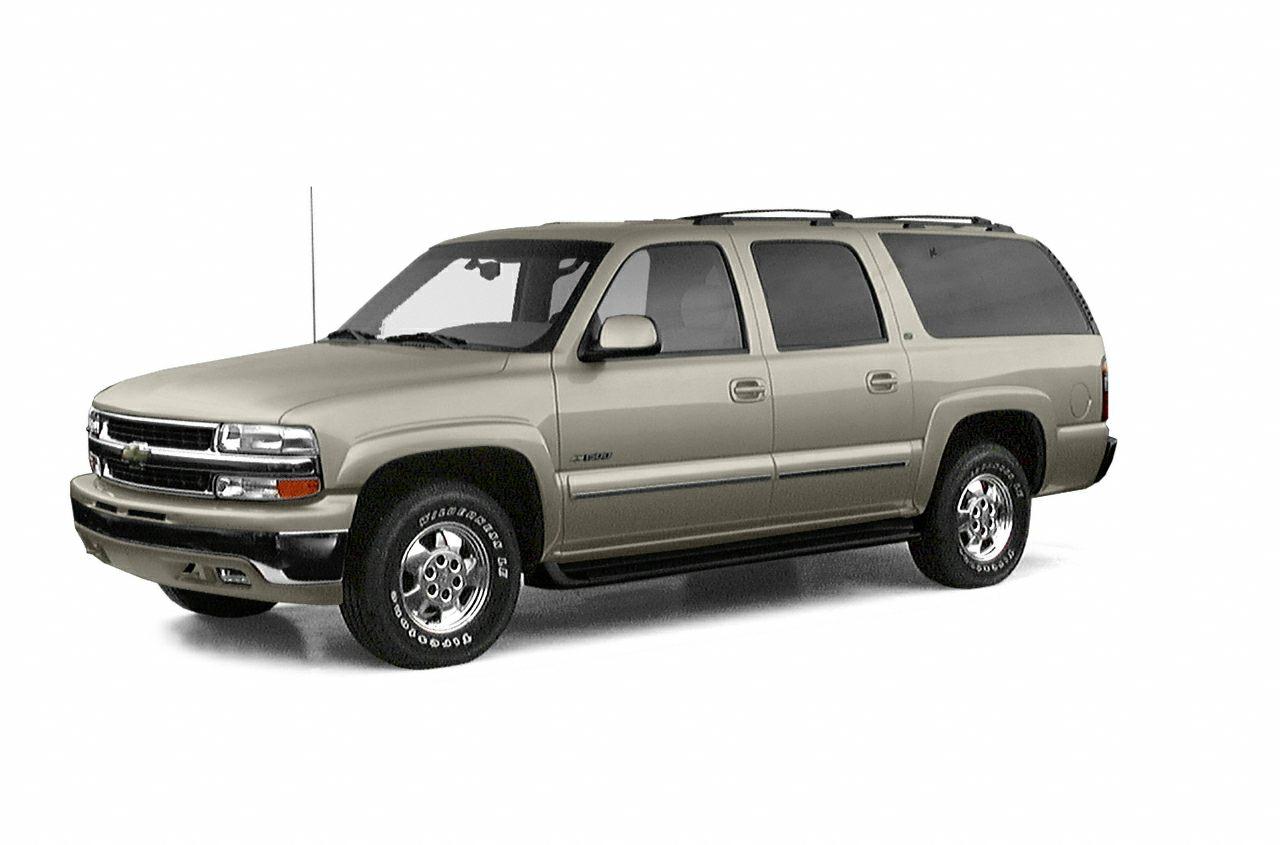 2002 Chevrolet Suburban  Miles 277451Color Black Stock SB17735A VIN 3GNFK16T72G167036