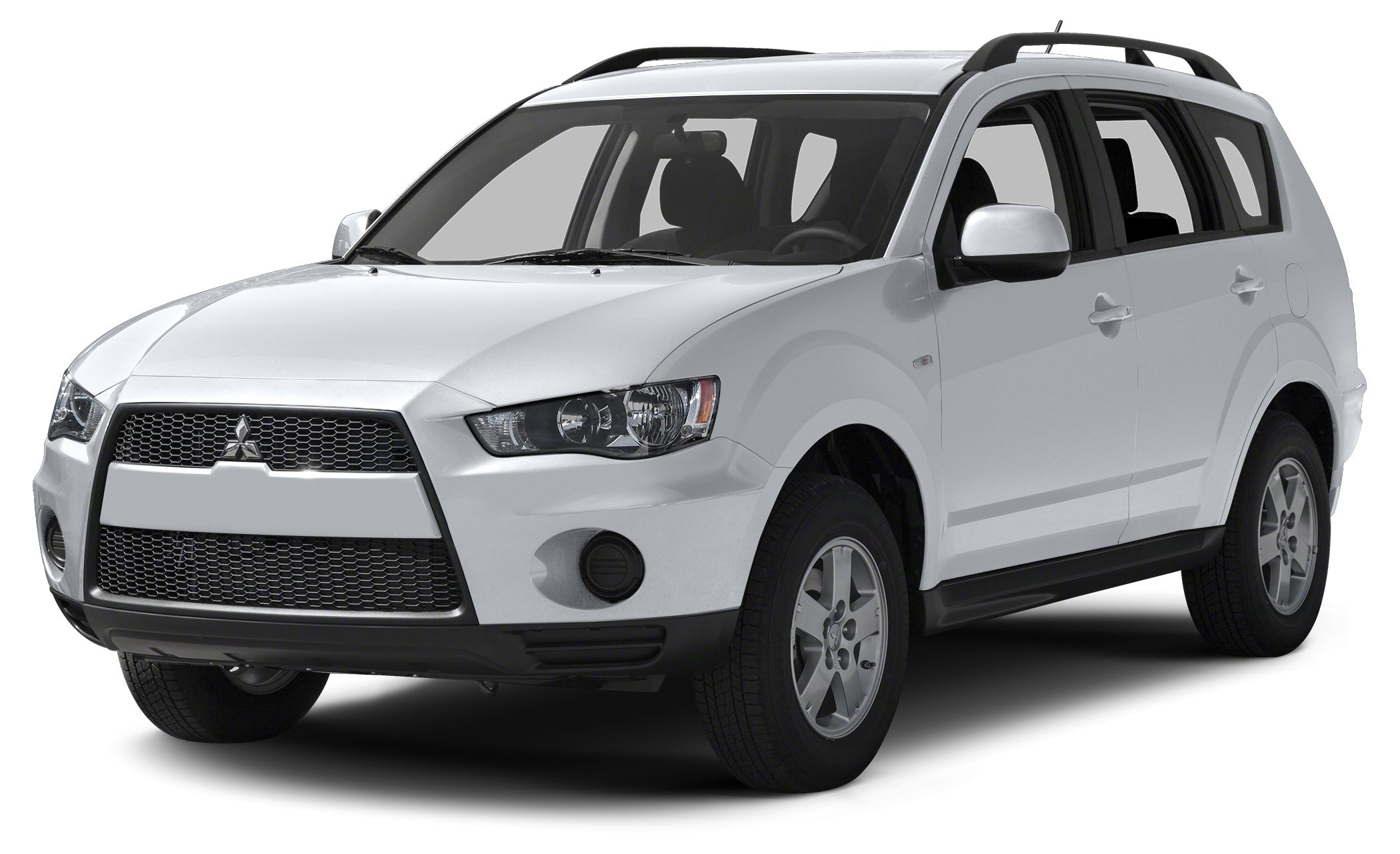 2013 Mitsubishi Outlander ES  COME SEE THE DIFFERENCE AT TAJ AUTO MALL WE SELL OUR VEHICL