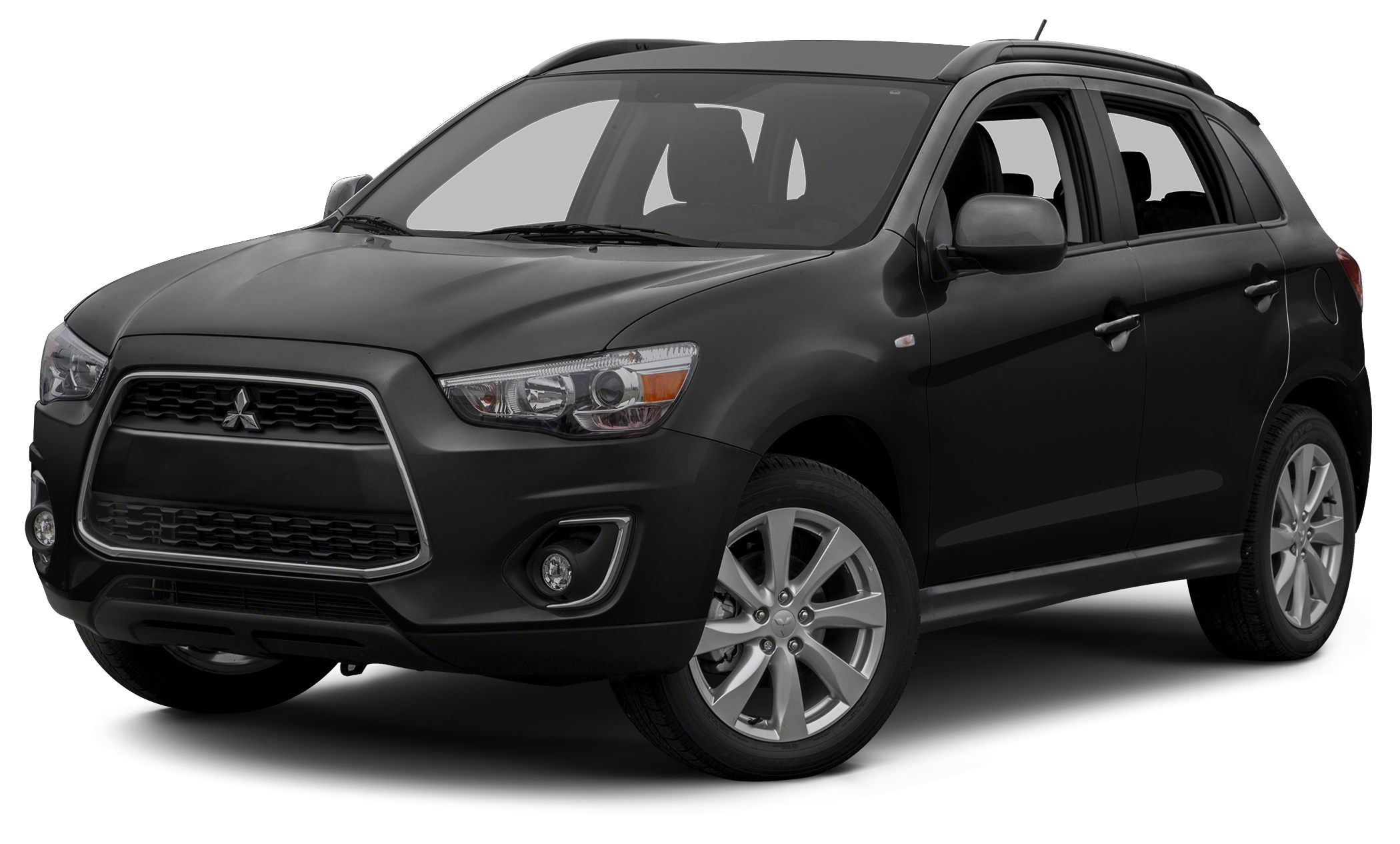 2013 Mitsubishi Outlander Sport SE Excellent Condition ONLY 39644 Miles SE trim Labrador Black