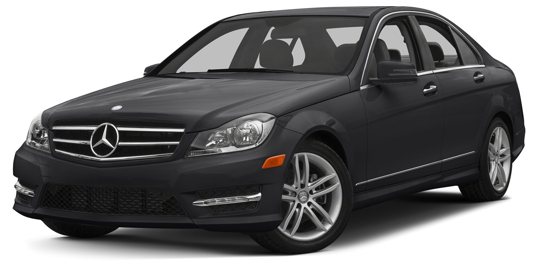 2013 MERCEDES C-Class C250 Sport This one owner 2013 C250 Sport Package sedan is just off lease O