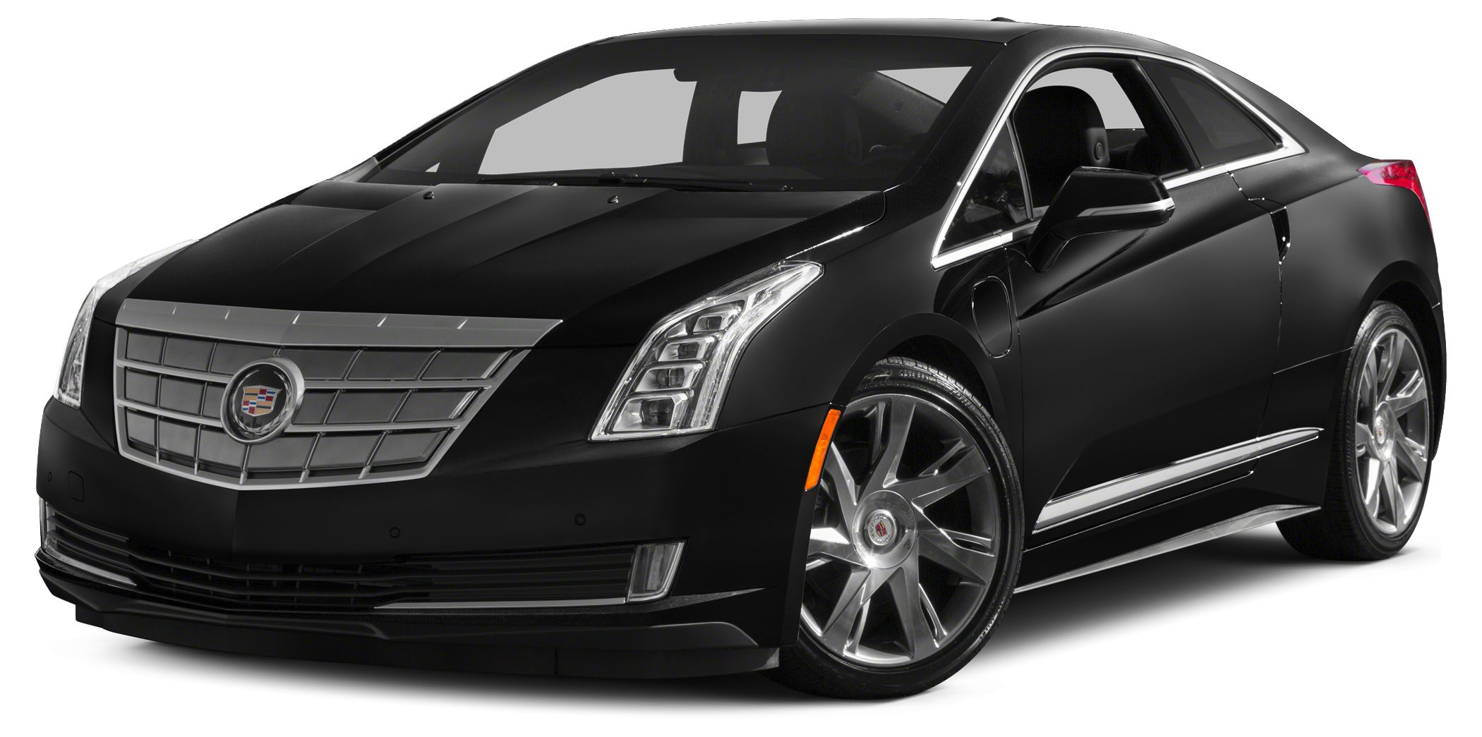 2014 Cadillac ELR Base Luxury Package IntelliBeam Headlamps Rear Cross Traffic Alert and Side B