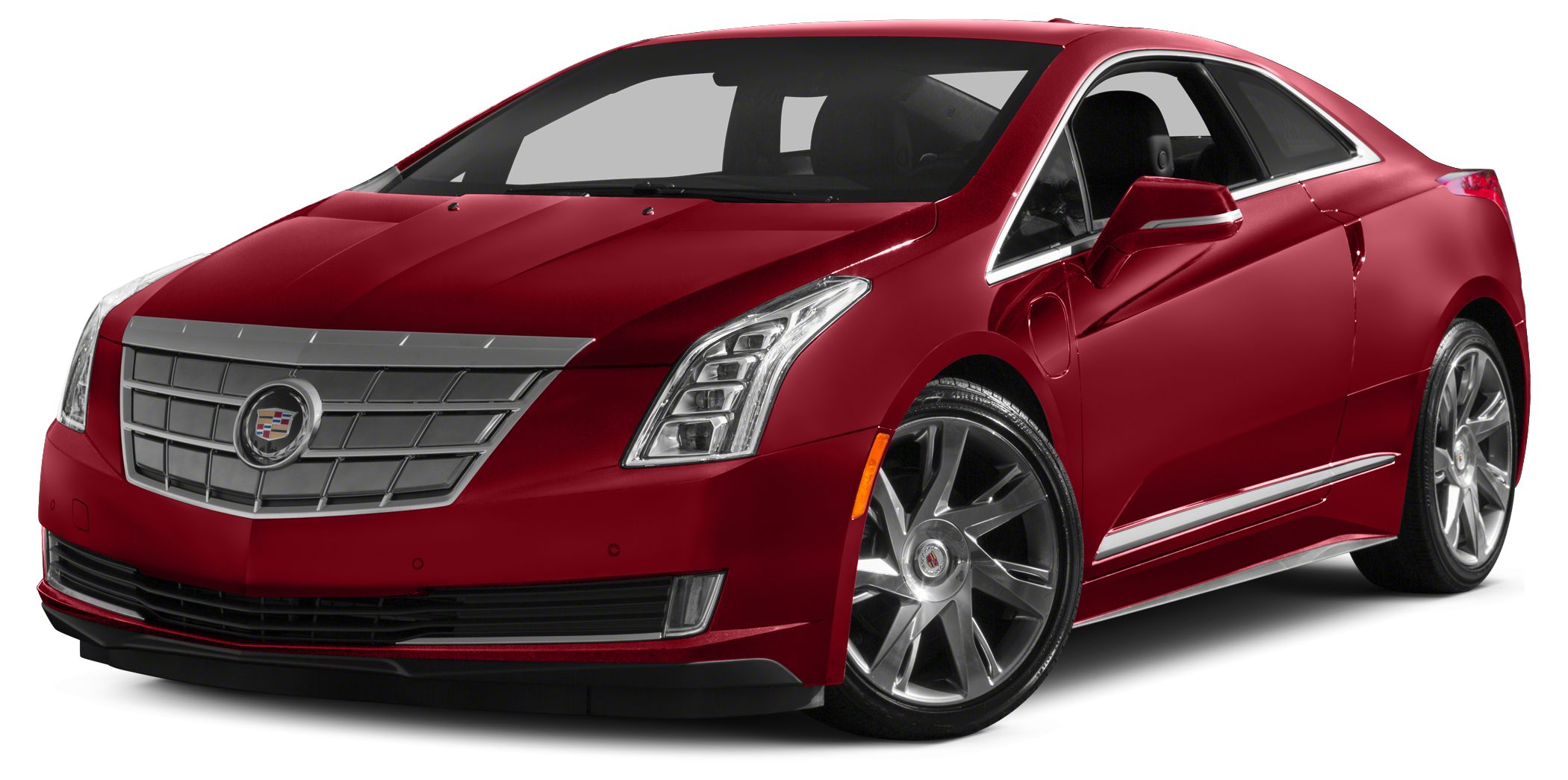 2014 Cadillac ELR Base Miles 14205Color Crystal Red Stock 600668 VIN 1G6RR1E48EU600668