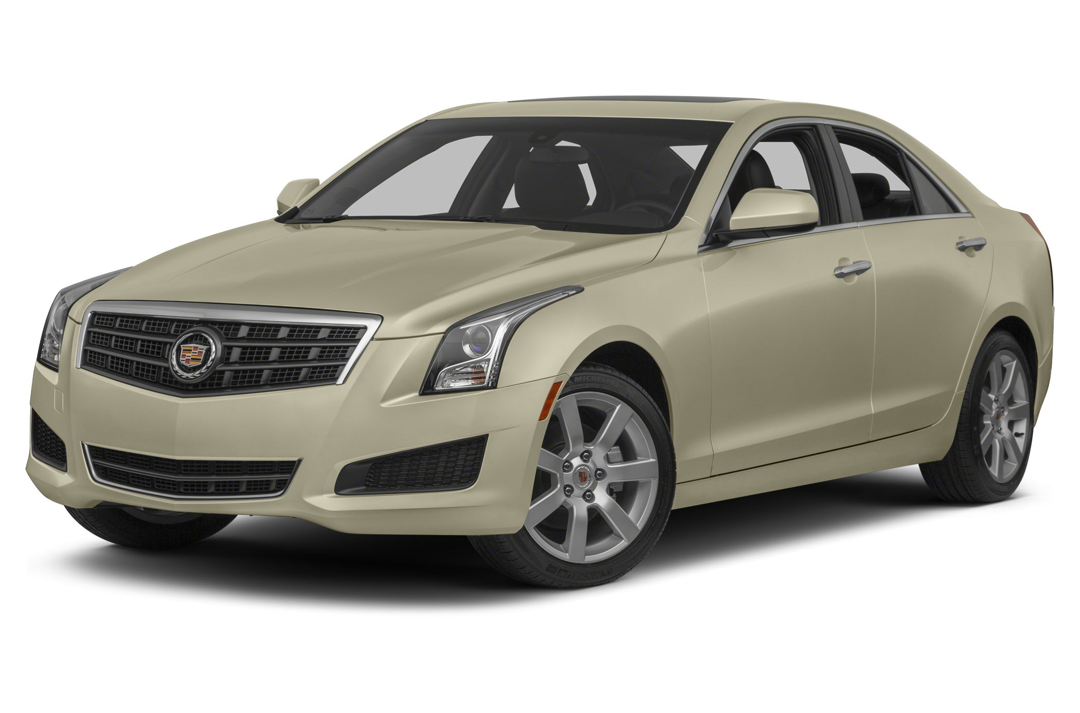 2014 Cadillac ATS 20 Turbo best deal in towncall 866-203-7814 Miles 25000Color Silver Stoc
