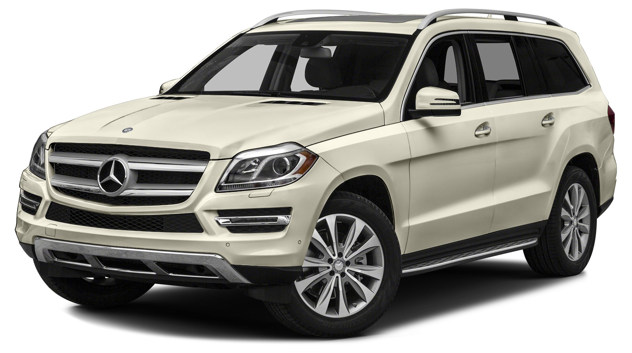 2016 MERCEDES GL-Class GL450 4MATIC This 2016 GL450W4 is a Mercedes-Benz executive Brass Hat demo