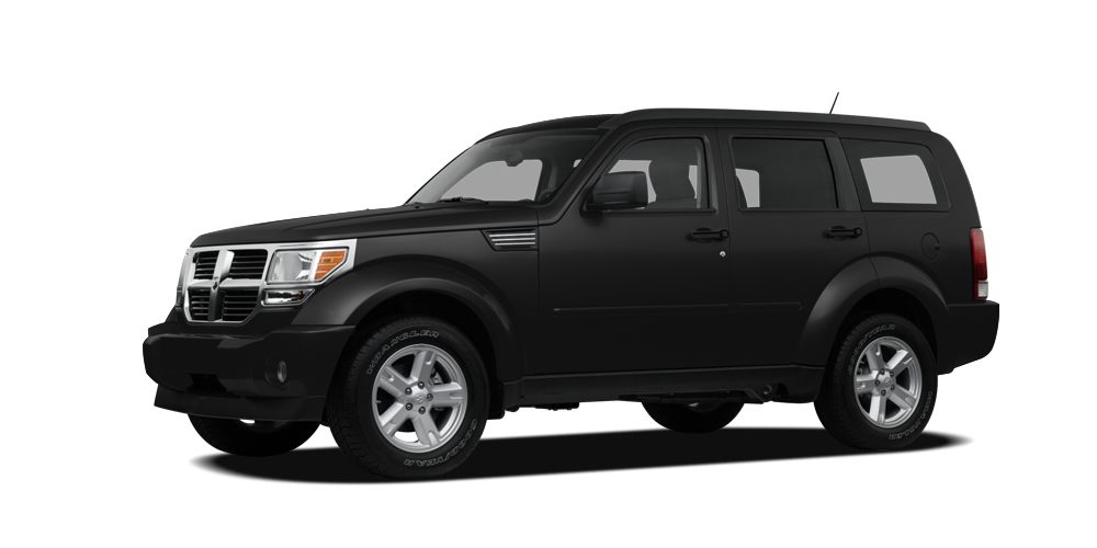 2009 Dodge Nitro SE Ready to roll Isnt it time for a Dodge How inviting is this terrific-looki