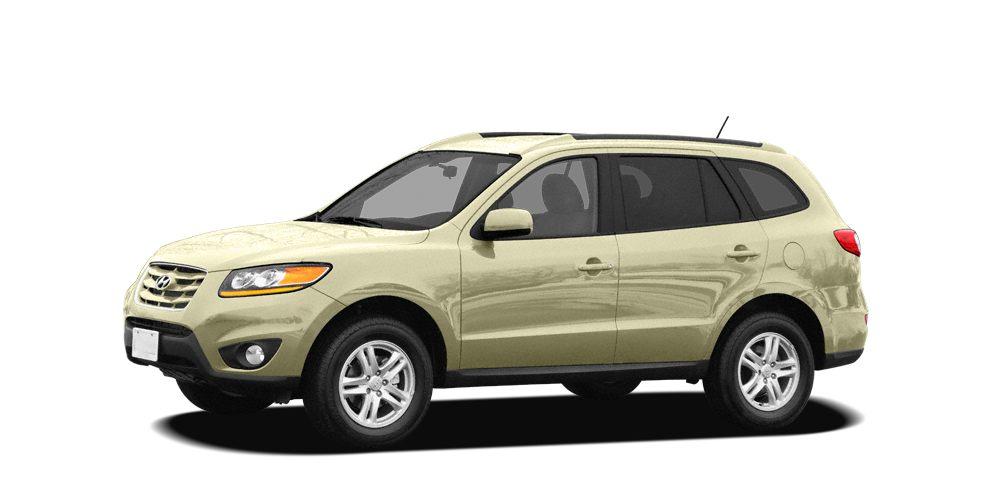 2010 Hyundai Santa Fe SE Miles 48286Color Pearl White Stock LT16987A VIN 5NMSH4AG4AH344632